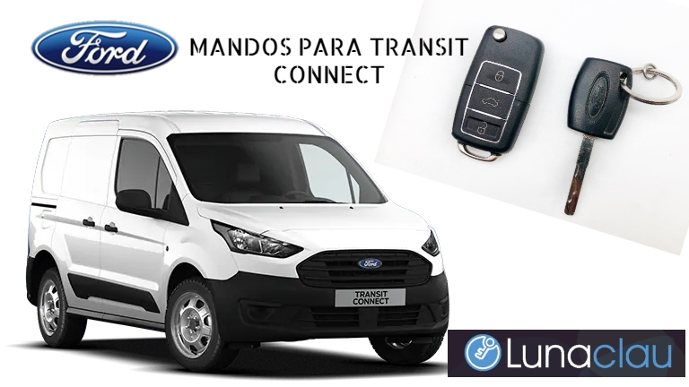 Copia mandos Ford Transit Connect en Valencia